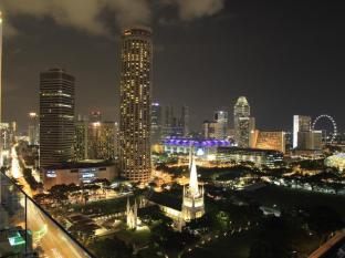 Peninsula Excelsior Hotel Σιγκαπούρη - Θέα