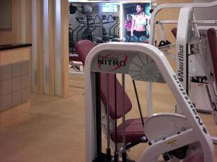Peninsula Excelsior Hotel Singapur - Fitnessraum