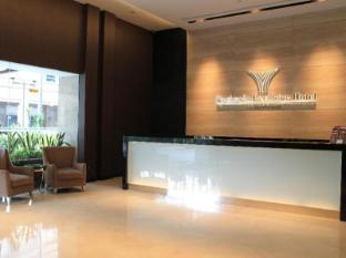 Peninsula Excelsior Hotel Singapur - Eingang