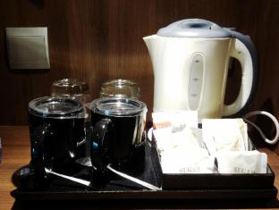 Peninsula Excelsior Hotel Singapore - Coffee & Tea Amenities
