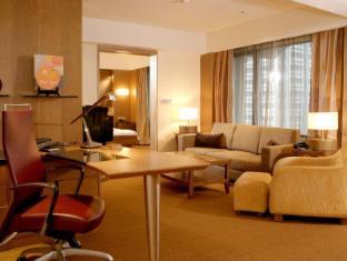 Grand Hyatt Singapore Σιγκαπούρη - Δωμάτιο