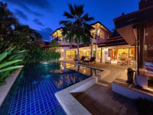 Baan Buaa 3 Bedroom Beachside Villa