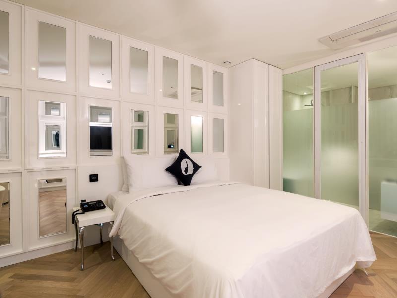 ホテル ザ デザイン LYJ カンナム プレミア
