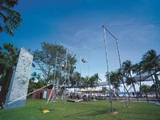 Shangri-La's Rasa Sentosa Resort & Spa Singapore - Flying Trapeze