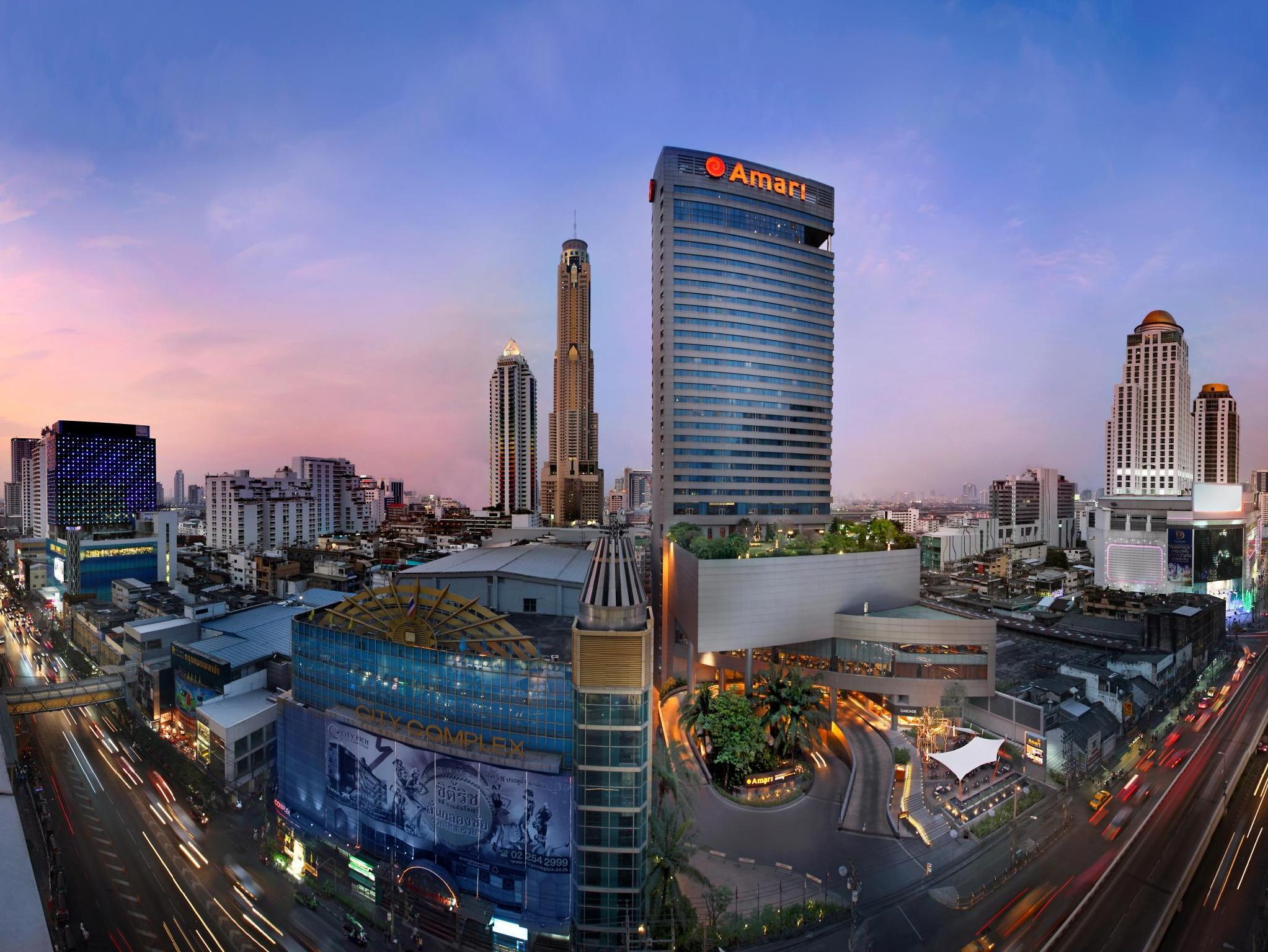 Amari Watergate Hotel, Bangkok Thailand