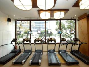 Imperial Queen's Park Hotel Bangkok - Fitness Room