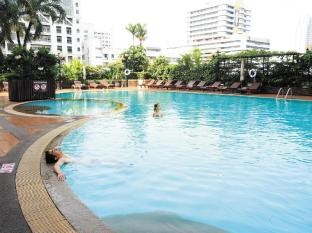 Novotel Bangkok On Siam Square Hotel Bangkok - Outdoor Swimming Pool