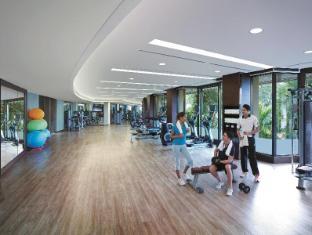 Shangri-La Hotel, Bangkok Bangkok - Fitness Room