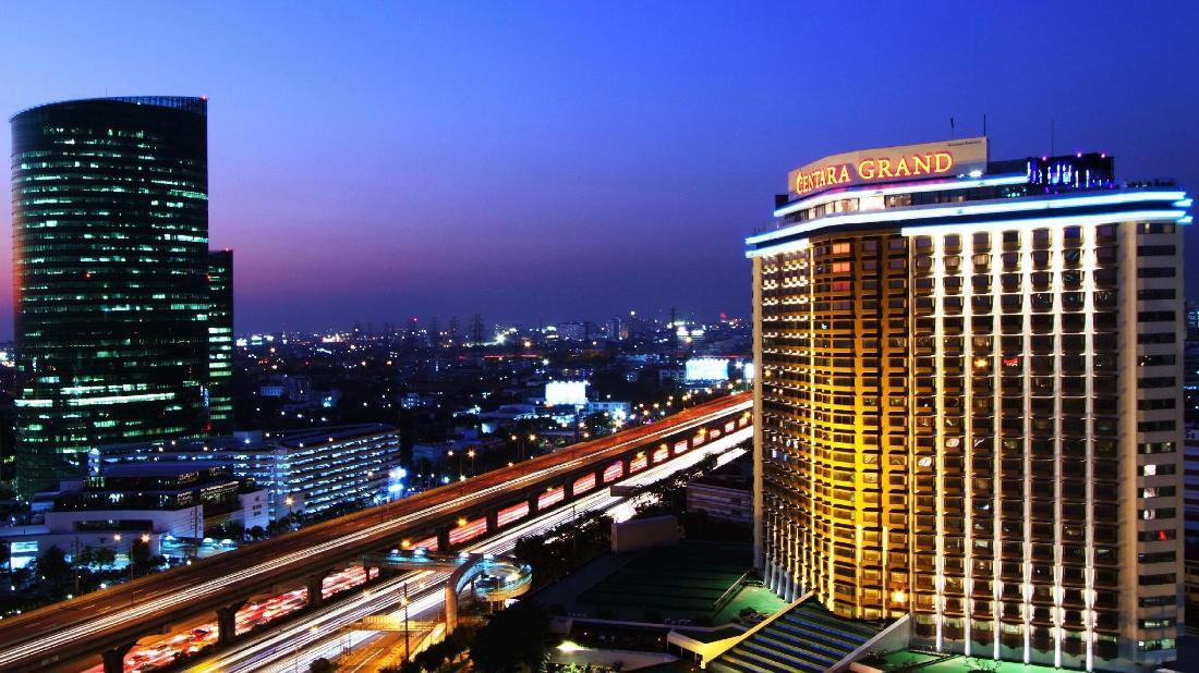 Centara Grand at Central Plaza Ladprao Bangkok Bangkok
