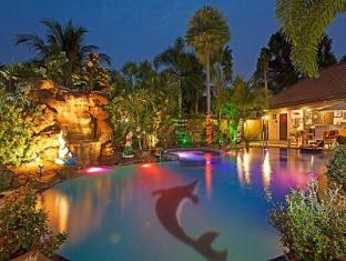 Relaxing Palms Pool Villa B-3 Bed