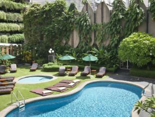 Tawana Bangkok Hotel Bangkok - Swimming Pool