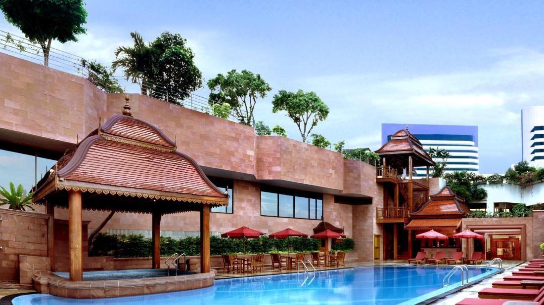 曼谷曼谷龙马大饭店 (The Landmark Hotel Bangkok) - Agoda 网上最低价格保证,即时订房服务