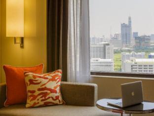 Crowne Plaza Bangkok Lumpini Park Hotel Bangkok - Guest Room