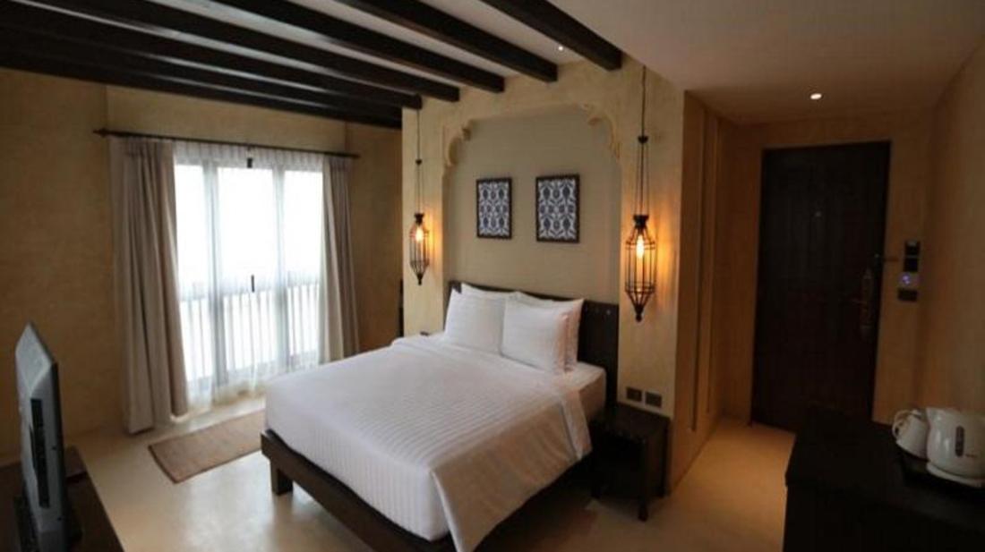 デュワン バンコク ホテル