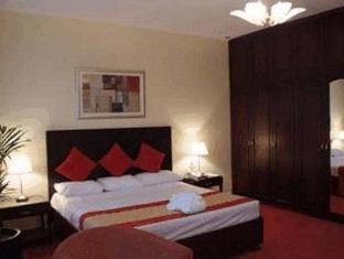 Howard Johnson Hotel Abu Dhabi - Deluxe room