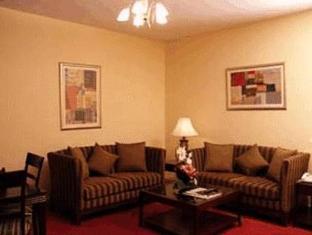 Howard Johnson Hotel Abu Dhabi - Suite apartment