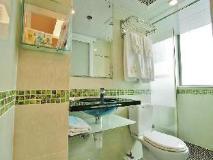 Harbour Hotel: bathroom