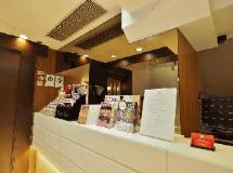 Harbour Hotel: reception