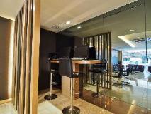 Harbour Hotel: interior