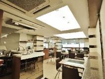 Harbour Hotel: restaurant