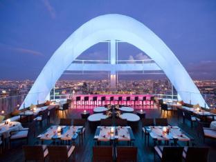 센타라 그랜드 앳 센트럴 월드 호텔 방콕 - 식당