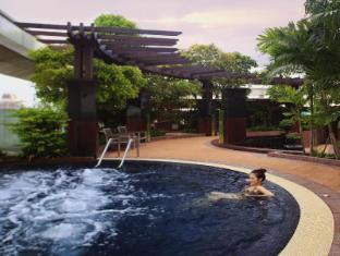 센타라 그랜드 앳 센트럴 월드 호텔 방콕 - 온수욕조