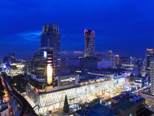 센타라 그랜드 앳 센트럴 월드 호텔 방콕 - 호텔 외부구조