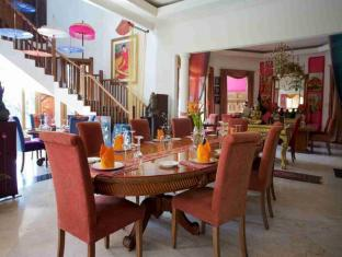 The Mansion Resort Hotel & Spa Bali - Restaurante