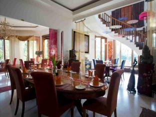 The Mansion Resort Hotel & Spa Bali - Ravintola