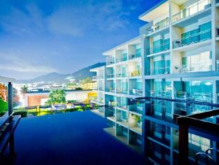 Sugar Palm Grand Hillside Hotel Phuket - Widok