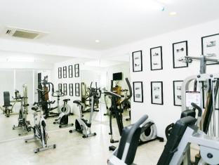Sugar Palm Grand Hillside Hotel Phuket - Ruangan Fitness