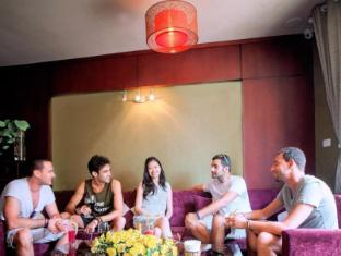 河內獎章酒店 河內 - 酒吧/高級酒吧