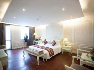 Medallion Hanoi Hotel Hanojus - Svečių kambarys