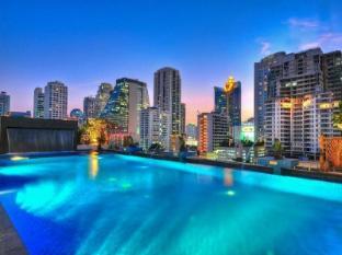 Admiral Premier Bangkok by Compass Hospitality Bangkok - Rooftop swimming pool