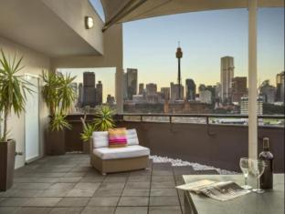 Quest Potts Point Hotel Sydney - Rooftop Terrace