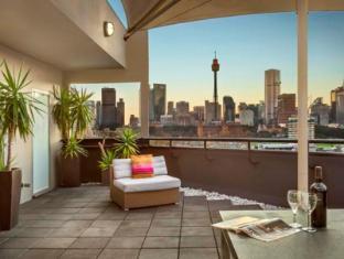 Quest Potts Point Hotel Sydney - Balcony/Terrace