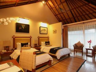 Elephant Safari Park Lodge Hotel Bali - Gastenkamer