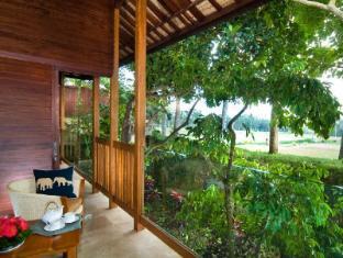 Elephant Safari Park Lodge Hotel Bali - Balkon/Terras
