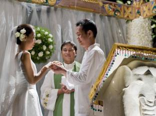 Elephant Safari Park Lodge Hotel Bali - Wedding Vows