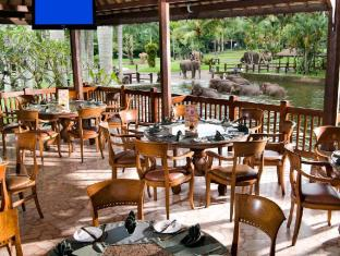Elephant Safari Park Lodge Hotel Bali - Taro Restaurant