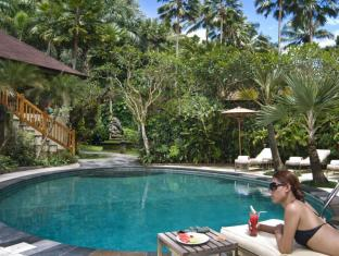 Elephant Safari Park Lodge Hotel Bali - Swimming Pool