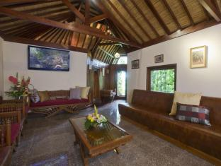 Elephant Safari Park Lodge Hotel Bali - Video Room