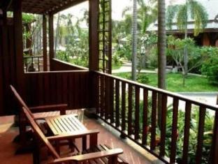 Botany Beach Resort Паттайя - Балкон