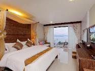 Grand deluxe szoba, kilátás az óceánra