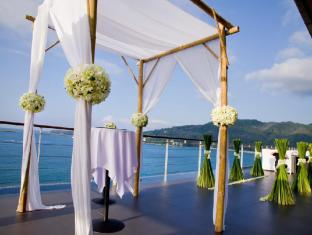 Cape Sienna Phuket Hotel and Villas Phuket - Wedding setting