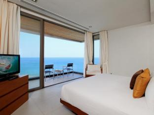 Cape Sienna Phuket Hotel and Villas Phuket - Ocean Front Villa Bedroom