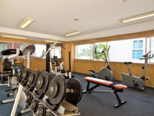 Bella Villa Prima Hotel Pattaya - Fitness Room