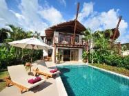 Vila se 2 ložnicemi na pláži
