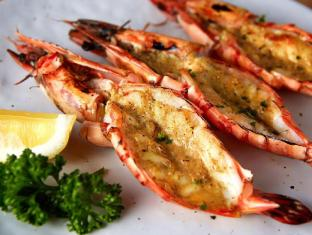 The Heritage Silom Hotel Bangkok - Grilled River Prawn