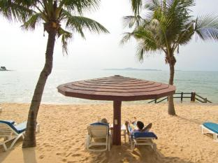 Royal Cliff Beach Hotel by Royal Cliff Hotels Group Pattaya - Strand